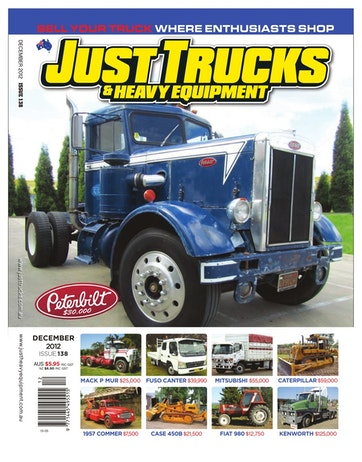 JUST TRUCKS Preview