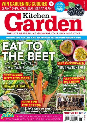 Kitchen Garden Magazine 273 June 2020 Subscriptions Pocketmags