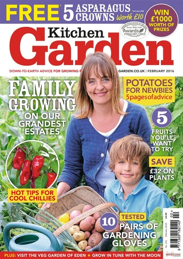 Kitchen Garden Magazine Preview