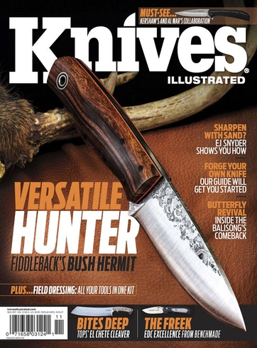 Knives Illustrated Preview