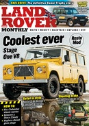 Land Rover Monthly Discounts