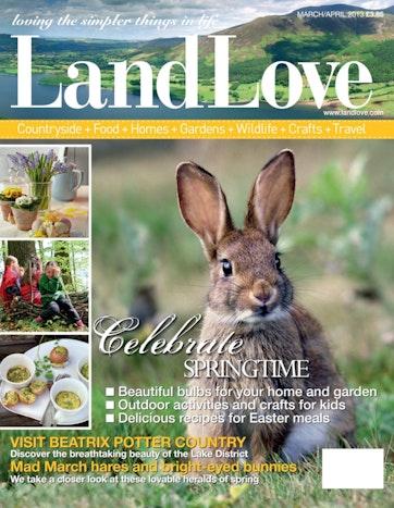 LandLove Magazine Preview