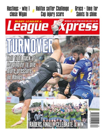 League Express Preview