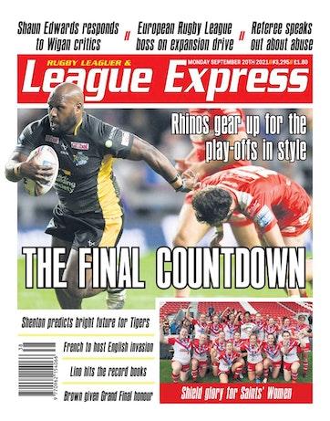 League Express Preview