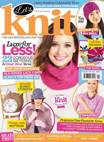 Let's Knit Preview