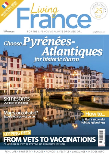 Living France Preview