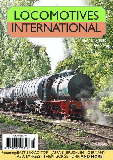 Locomotives International Preview
