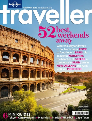 Lonely Planet Preview