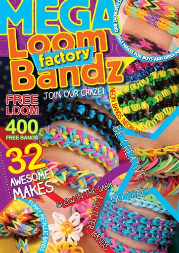Loom Bandz Factory Preview