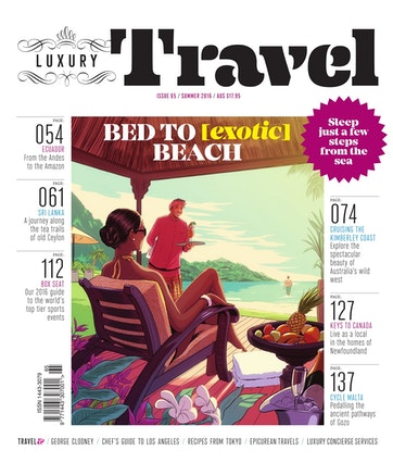 Luxury Travel Preview