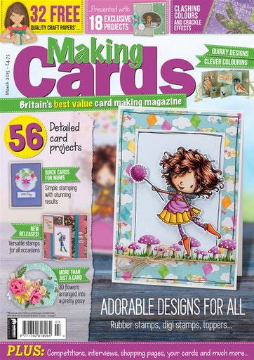 Making Cards & Papercraft Preview