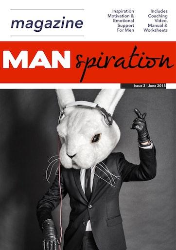 MANspiration Magazine Preview
