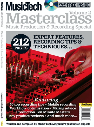 Masterclass Recording and Produc Preview