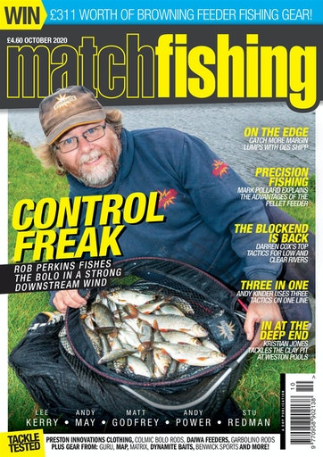Match Fishing Preview