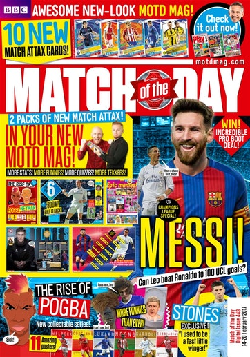 Match of the Day Preview
