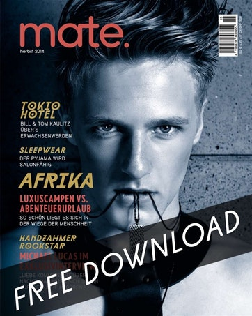 Mate Magazine Preview