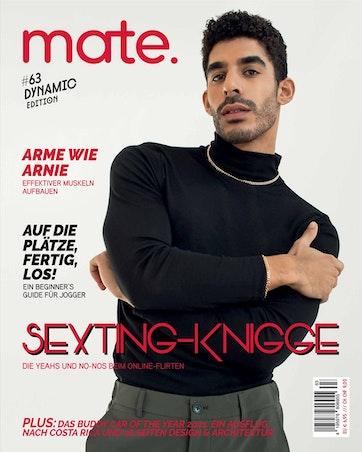 Mate Magazine Preview
