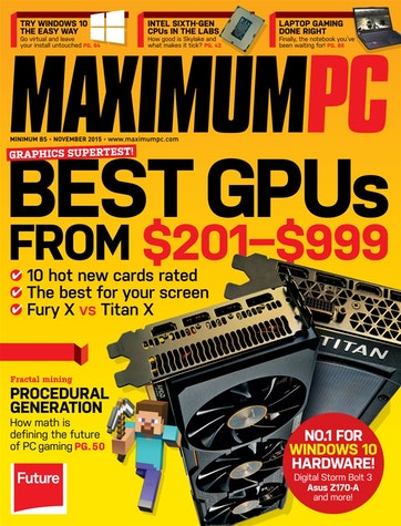 Maximum PC Preview