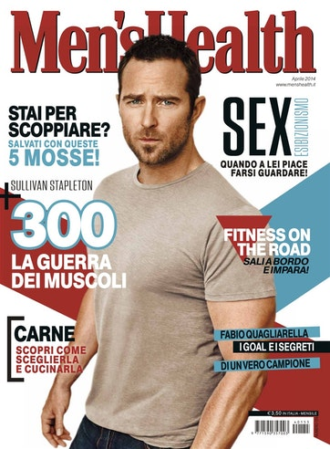 Men's Health Italia Preview
