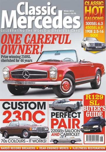 Mercedes Enthusiast Preview