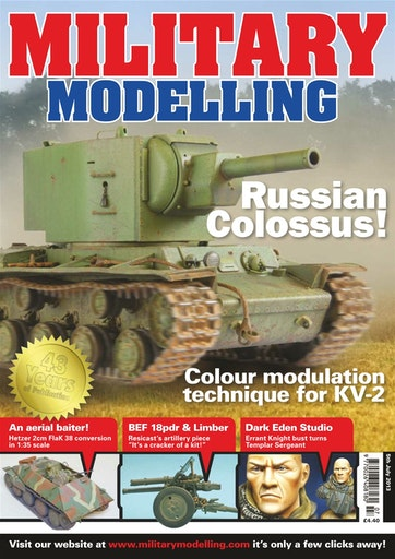 Military Modelling International Magazine Preview