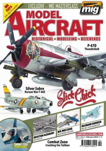 Model Aircraft Preview