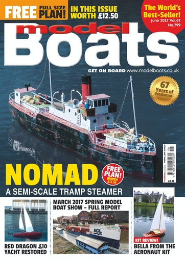 Model Boats Preview