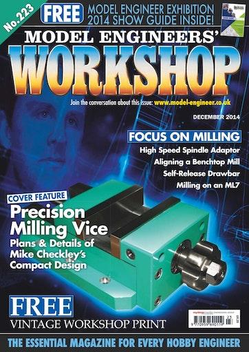 Model Engineers' Workshop Magazine Preview