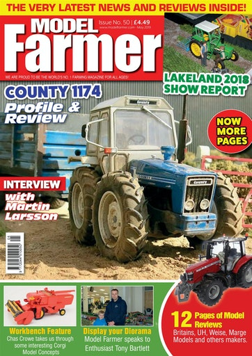 New Model Farmer and Commercial Machinery World Preview