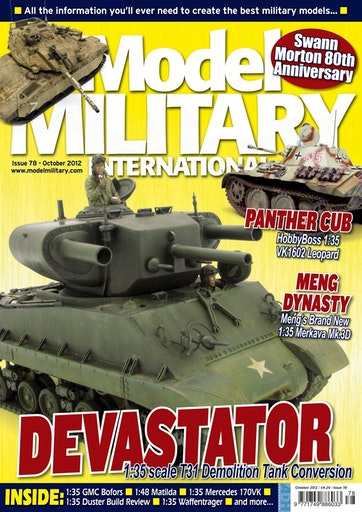 Model Military International Preview