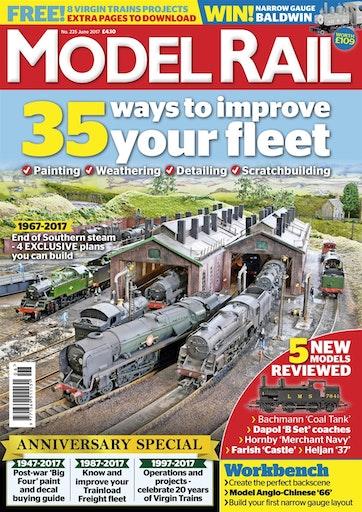 Model Rail Preview