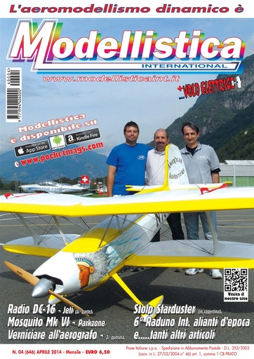 Modellistica International Preview