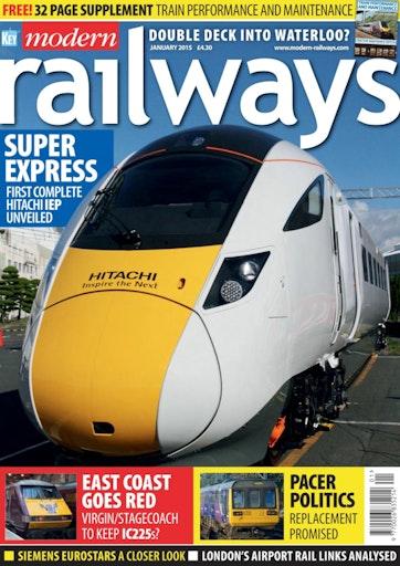Modern Railways Preview