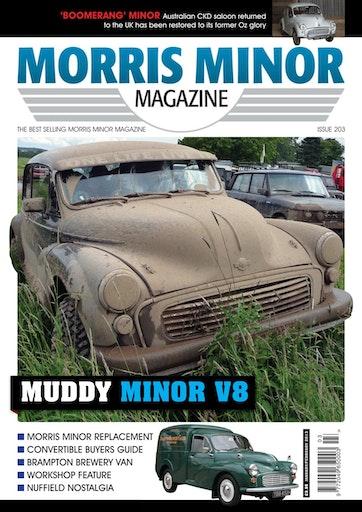 Morris Minor Magazine Preview