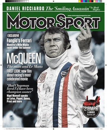 Motor Sport Magazine Preview