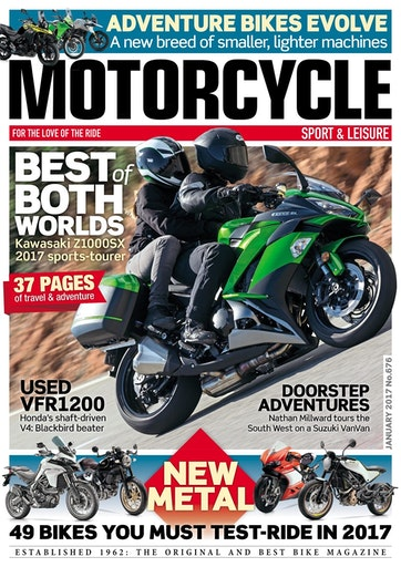 Motorcycle Sport & Leisure Preview