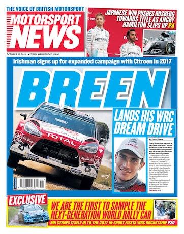 Motorsport News Preview