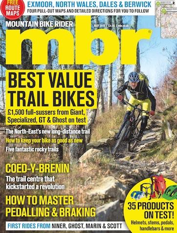 Mountain Bike Rider Preview