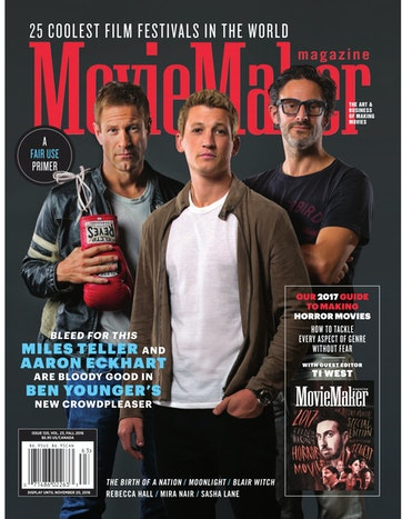 MovieMaker Magazine Preview
