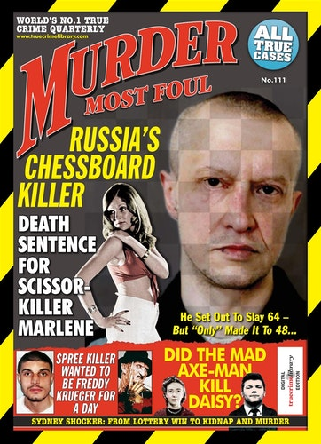 Murder Most Foul Preview