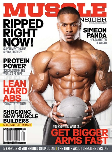 Muscle Insider Magazine Preview
