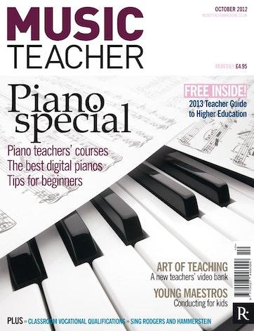 Music Teacher Preview