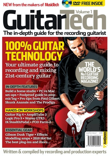 MusicTech Focus : Guitar Tech Preview