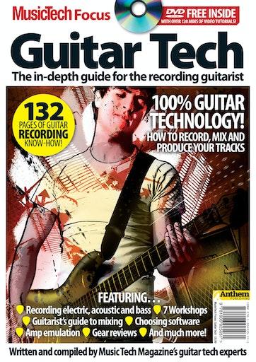 MusicTech Focus : Guitar Tech V1 Preview