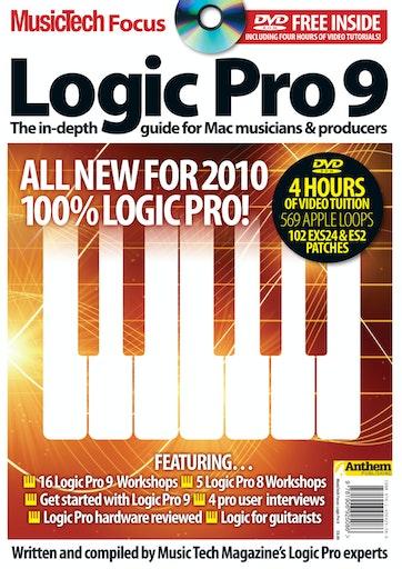 MusicTech Focus : Logic Pro 9 Preview
