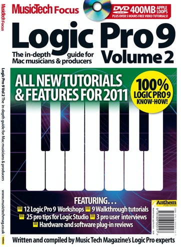 MusicTech Focus: Logic Pro 9 v2 Preview