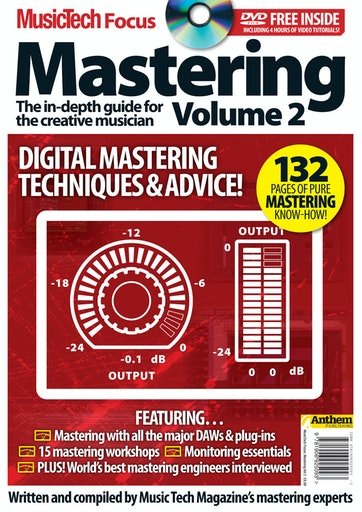 MusicTech Focus : Mastering V2 Preview