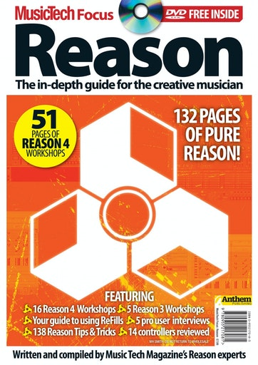 MusicTech Focus : Reason Preview