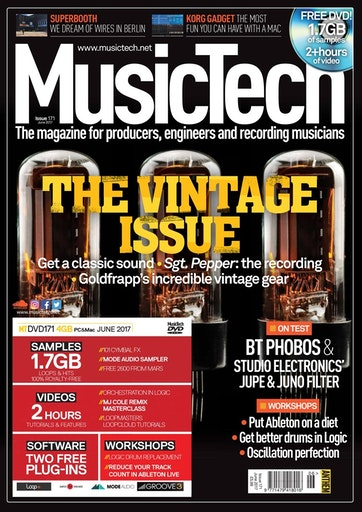 MusicTech Preview