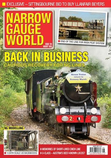 Narrow Gauge World Preview